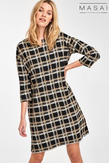 Masai Black Neva Dress