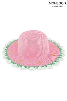 Monsoon Jess Watermelon Floppy Hat