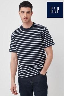 Gap Striped Pocket T-Shirt