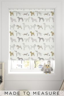 Walkies Natural Made To Measure Roller Blind