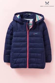 Crew Clothing Blue Jacket