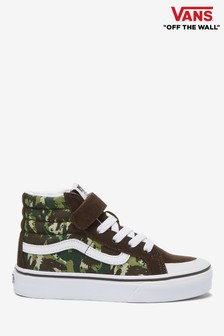 Vans Junior Old Skool High Trainers