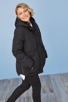 Emma Willis Short Padded Jacket