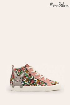 Mini Boden Multi High Top Shoes