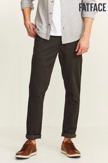 FatFace Grey Slim Stretch Ryde Chinos