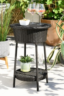 Ice Bucket Side Table