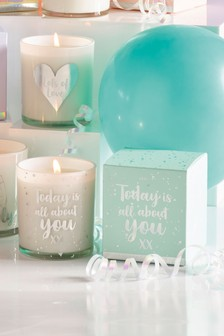 Sherbet Lemon All About You Candle
