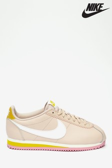 Nike Leather Cortez Trainers