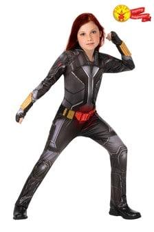 Rubies Marvel Avengers Black Widow Deluxe Suit Costume