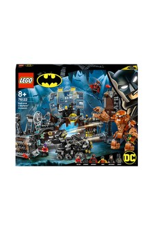 LEGO® Batman® Batcave Clayface Invasion 76122