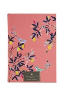 Sara Miller A5 Fabric Journal