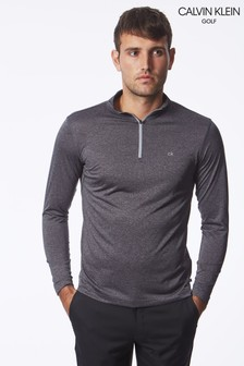 Calvin Klein Golf Harlem Tech 1/4 Zip Jumper