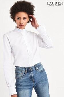 Lauren Ralph Lauren® White Ravania Shirt
