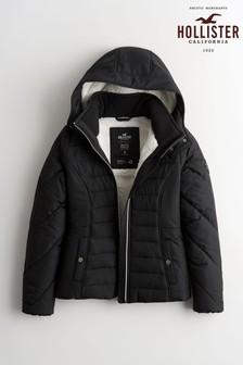 Hollister Core Padded Jacket