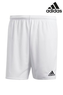 adidas White Training Shorts