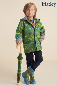 Hatley Aquatic Reptiles Raincoat