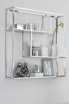 Chic Metal Shelf