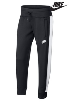 Nike Black Heritage Joggers