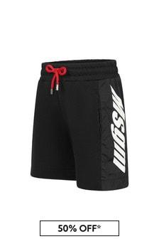 MSGM Boys Cotton Shorts