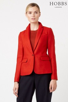 Hobbs Red Blake Jacket