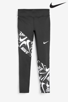 Nike Black Trophy Leggings