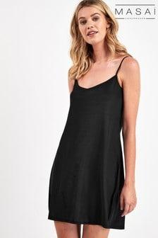 Masai Black Heidi Basic Dress