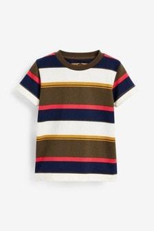 Pruhované tričko (3 m -7 let)