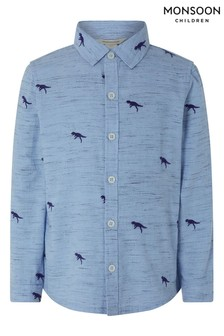 Monsoon Harrison Crocodile Shirt