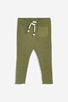 Soft Rib Leggings (3mths-7yrs)