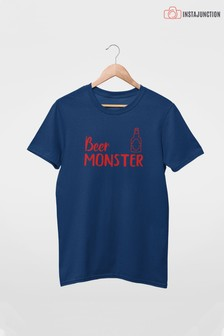 Beer Monster T-Shirt by Instajunction