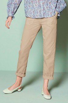 Tapered Utility Trousers