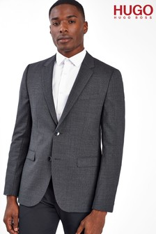 HUGO Grey Astian Jacket