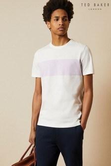 Ted Baker Squishh Chest Stripe T-Shirt