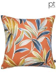 Ventura Tan Feather Cushion by Prestigious Textiles