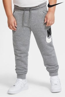Nike Kids Plus Grey Club Joggers