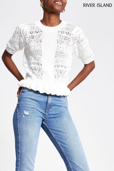 34c30f097a River Island Tops | Womens T-Shirts & Vests | Next UK