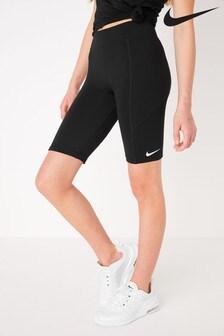 Nike Black Bike Shorts