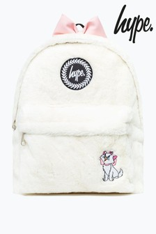 Hype. Disney™ Marie Faux Fur Backpack