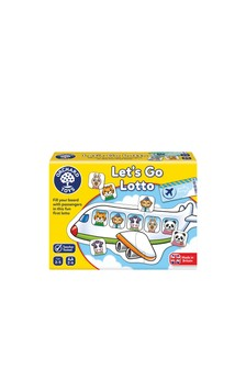 Orchard Toys Lets Go Lotto