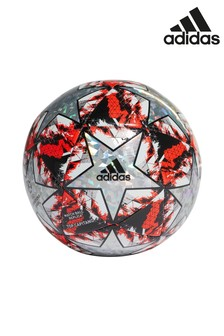 adidas White Champions League 19/20 Capitano Ball