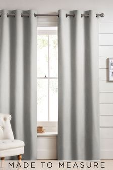 Soho Ecru Natural Made To Measure Curtains