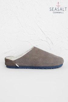 Seasalt Brown Dreaming Slippers
