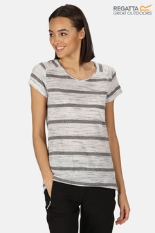 Regatta Limonite IV Stripe T-Shirt
