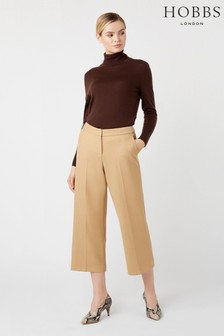 Hobbs Brown Lula Trousers