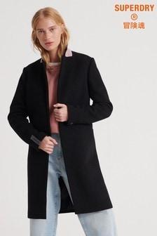 Superdry Ariana Wool Coat