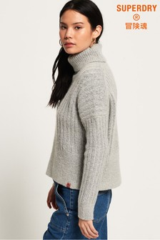 Superdry Dahlia Roll Neck Jumper