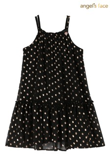 Angel's Face Black Margo Dress