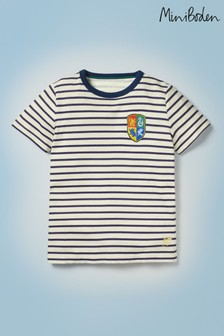 Boden Harry Potter Hogwarts Breton T-Shirt
