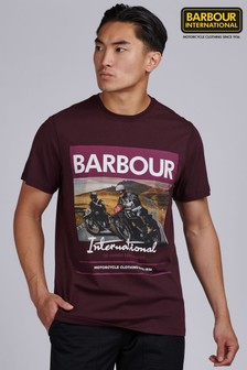 Barbour® International Racer T-Shirt