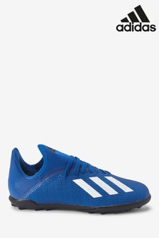 adidas Navy P3 X Turf Junior & Youth Boots